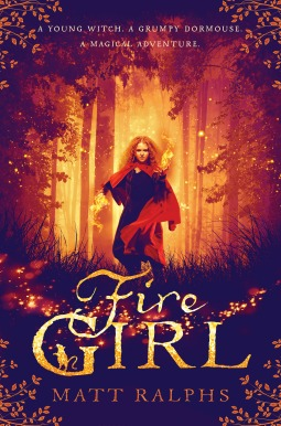 Fire Girl by Matt  Ralphs