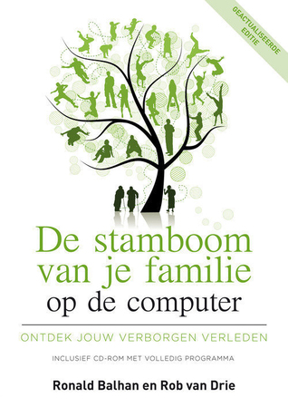 De stamboom van je familie op de computer