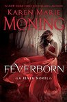 Book cover for Feverborn (Fever, #8)