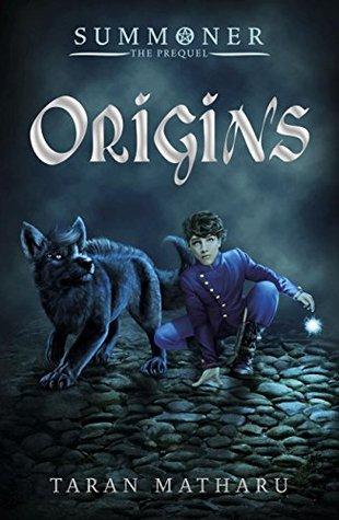 Origins (Summoner, #0.5)