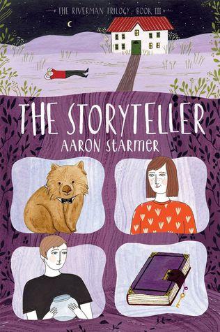 The Storyteller (The Riverman Trilogy, #3)