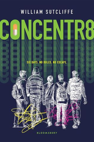 Concentr8 by William Sutcliffe thumbnail