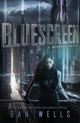 Bluescreen (Mirador, #1)
