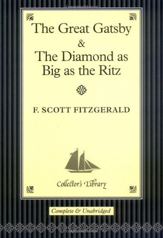 "The ""Great Gatsby"" And ""The Diamond As Big As The Ritz"""