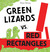 Green Lizards vs. Red Recta...