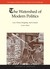 The Watershed of Modern Politics: Law, Virtue, Kingship, and Consent (1300–1650)