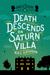 Death Descends on Saturn Villa by M.R.C. Kasasian