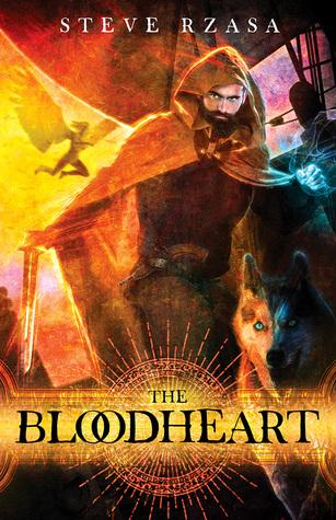 The Bloodheart by Steve Rzasa