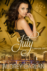 July by Audrey Carlan