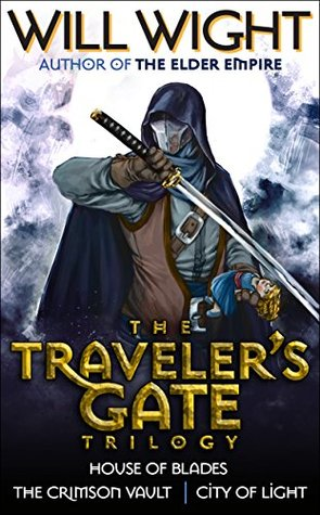 The Traveler's Gate Trilogy (Traveler's Gate, #1-3)