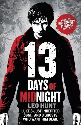 thirteen days book summary