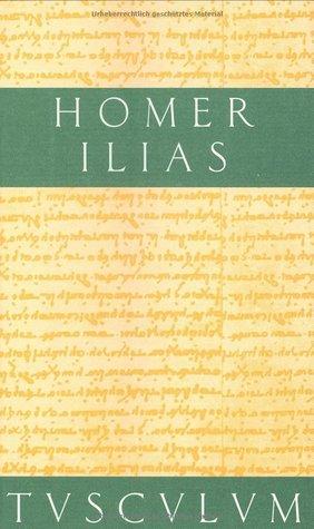 Ilias. Mit Urtext, Anhang und Register.