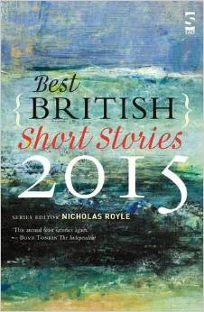 Best British Short Stories 2015 by Nicholas Royle