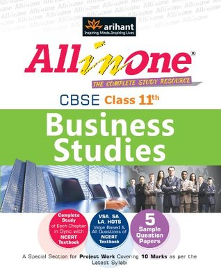 All in One Business Studies - CBSE Class 11