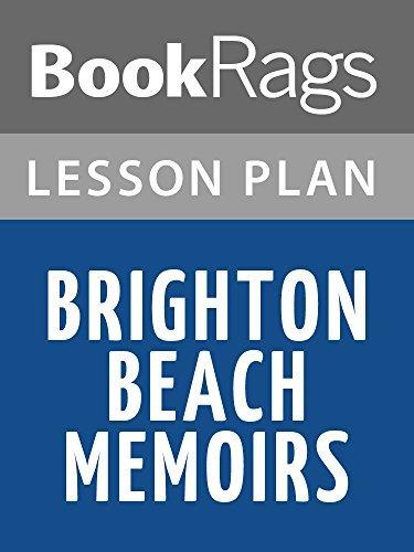Brighton Beach Memoirs Lesson Plans