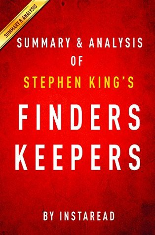 Finders Keepers by Stephen King | Summary & Analysis