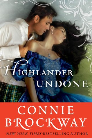 Highlander Undone - Connie Brockway