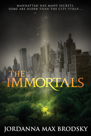 The Immortals(Olympus Bound 1)