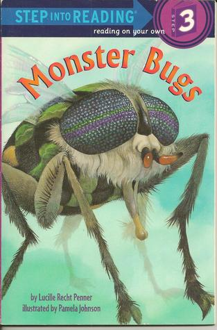 Monster Bugs (Step into Reading, Step 3)