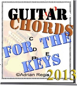 GUITAR CHORDS FOR KEYS (Instant Knowledge)