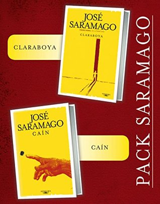 Claraboya / Caín: Biblioteca Saramago II (Pack Ebook 2 títulos)