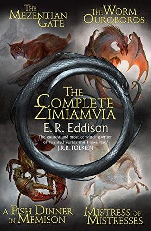 The Complete Zimiamvia(The Zimiamvian Trilogy)