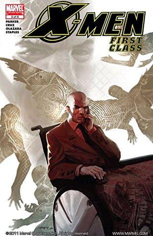 Ebook X-Men: First Class #3 by Jeff Parker PDF!