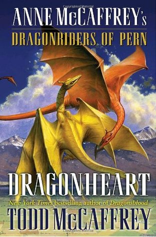 Book Review: Todd McCaffrey's Dragonheart