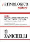 L'etimologico minore Zanichelli