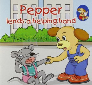 Pepper Lends A Helping Hand