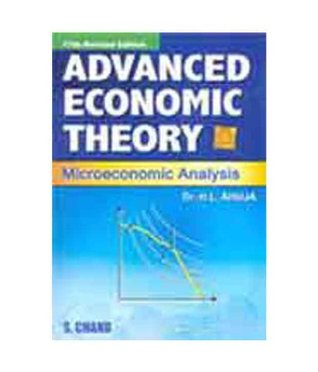 Advanced Economic Theory: Microeconomic Analysis