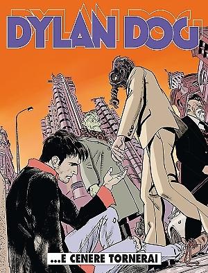 Dylan Dog n. 346: ...e cenere tornerai