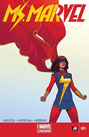 Ms. Marvel (2014-2015) #3