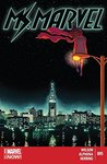 Ms. Marvel (2014-2015) #5 by G. Willow Wilson