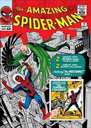 Amazing Spider-Man (1963-1998) #2