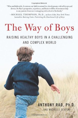 The Way of Boys by Anthony Rao