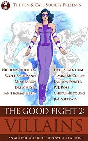 Ebook Villains by Nicholas Ahlhelm PDF!