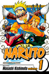 Naruto, Vol. 01: The Tests of the Ninja