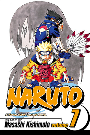 Naruto, Vol. 07: The Path You Should Tread (Naruto, #7)