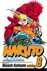 Naruto, Vol. 08 by Masashi Kishimoto
