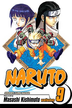 Naruto, Vol. 09: Turning the Tables (Naruto, #9)