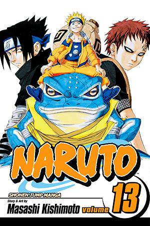 Naruto, Vol. 13: The Chūnin Exam, Concluded...!! (Naruto, #13)