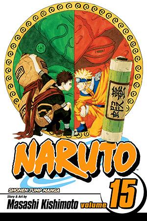 Naruto, Vol. 15: Naruto's Ninja Handbook! (Naruto, #15)