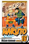 Naruto, Vol. 16 by Masashi Kishimoto