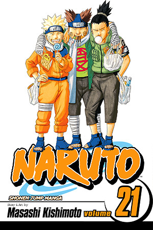 Naruto, Vol. 21: Pursuit (Naruto, #21)