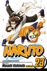 Naruto, Vol. 23 by Masashi Kishimoto