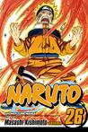 Naruto, Vol. 26 by Masashi Kishimoto