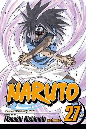 Naruto, Vol. 27: Departure (Naruto, #27)