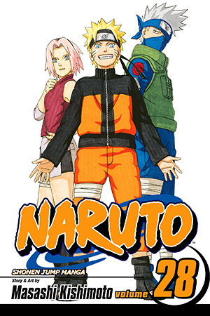 Naruto, Vol. 28: Homecoming (Naruto, #28)