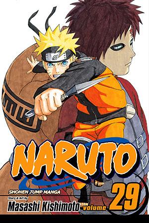 Naruto, Vol. 29 by Masashi Kishimoto